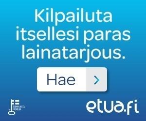 etua.fi on monipuolinen rahoituspuoti tarjoten kulutusluottoja sekä vakuutuksia ja paras lainatarjous on vain parin hiiren painalluksen päässä
