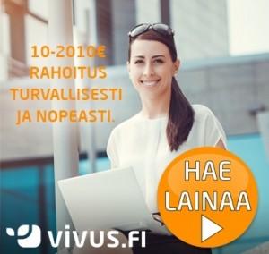 vivus.fi on jo kansainvälisesti luotettava ja sen lainamalli on tarjota asiakkailleen rahaa pankkitilille vartissa jossa se on onnistunut mallikkaasti