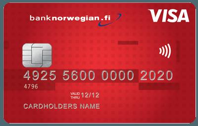 Uusi ja halpa luottokortti tulee Norjasta: Bank Norwegian Visa on matkailijan unelmakortti!