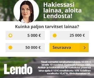 lendo-laina on nyt vihdoin suomessa sen aloittaensa toiminnan naapurimaassamme