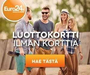 Euro24 luottokortti ilman korttia - tee osanostoja tekstiviestillä helposti ja nopeasti 24/7.
