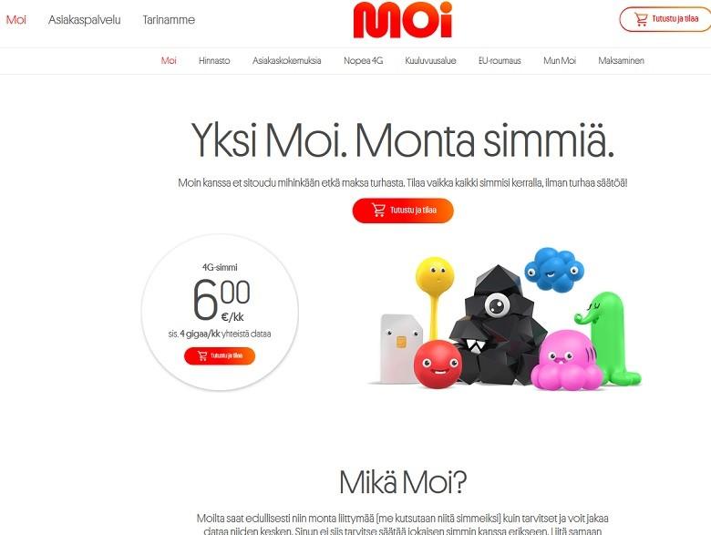 Moi Mobiili esittelyssä: Lue asiakkaiden kokemuksia, tutki hinnastoa, verkko -tiedot ja niin edelleen.
