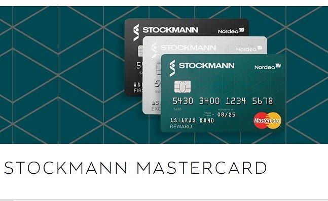 Stockmann Mastercard on luottokortti Stockan kanta-asiakkaille - lue arvostelua ja kokemuksia.