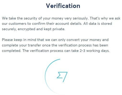 TransferWise noudattaa äärimmäistä turvallisuutta ja se on luotettava, siksi kaikkien rahanlähettäjien tiedot tarkistetaan ja data pidetään aina suojattuna.