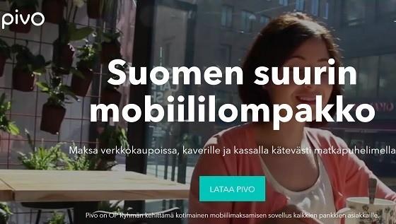 Pivo on uusi suomalainen OP:n mobiililompakko, lue esittely, keskustele ja kokemuksia: jaa omat vapaasti kommenttikentän kautta.