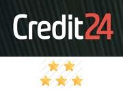 Opiskelijan vippi valinta on Credit24, joka tarjoaa ensimmäisen lainan 0% korolla heti tilille