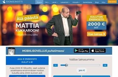 Suomilimiitti antaa suomalaista korotonta rahaa maksuvapailla kuukausilla ja samalla Suomen ylivoimaisesti isoimman ensilainan