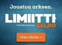 Limiitti.fi: 100 – 2000€ luottotili