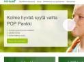 POP-Pankki – Kokemuksia pankin lainoista