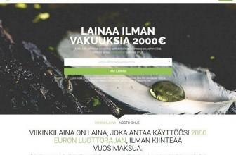 Viikinkilaina – Lue tiedot ja muiden kokemukset