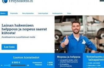 Yritysluotto.fi – Selkeä ja uniikki yritysluotto