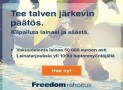 Freedom Rahoitus – Tavoitat monta rahoittajaa yhdellä hakemuksella