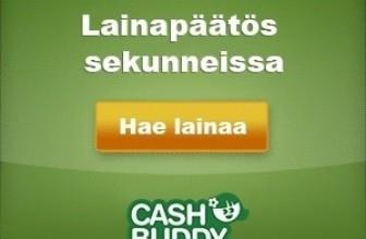 Cashbuddy – Nopeaa rahoitusta pienellä korolla
