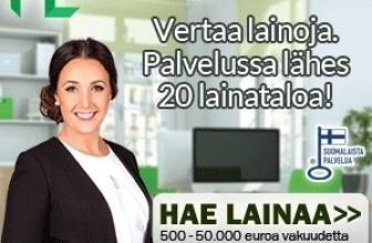 Rahalaitos – Hae yli 25 pankkilainatarjousta!