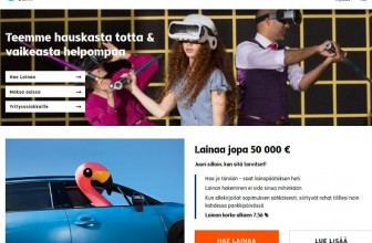 Resurs Bank – Lainaa netistä 1000-50.000 euroa