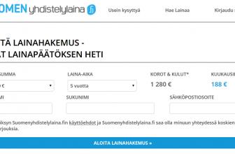 Suomen Yhdistelylaina